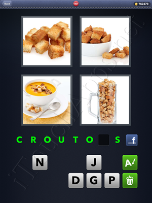 4 Pics 1 Word Level 1821 Solution