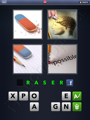 4 Pics 1 Word Level 1826 Solution