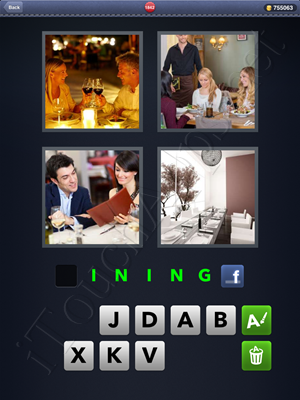 4 Pics 1 Word Level 1842 Solution