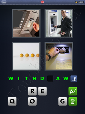 4 Pics 1 Word Level 1845 Solution