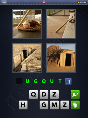 4 Pics 1 Word Level 1846 Solution