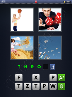 4 Pics 1 Word Level 1861 Solution