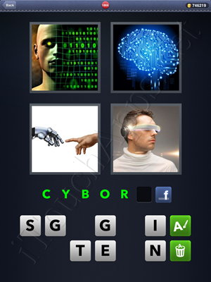 4 Pics 1 Word Level 1866 Solution
