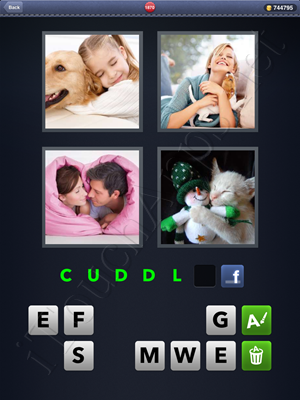 4 Pics 1 Word Level 1870 Solution