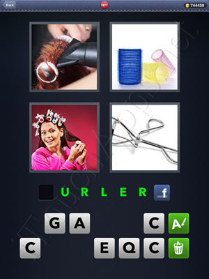 4 Pics 1 Word Level 1871 Solution