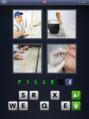 4 Pics 1 Word Level 1900 Solution