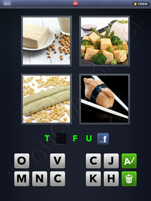 4 Pics 1 Word Level 1901 Solution