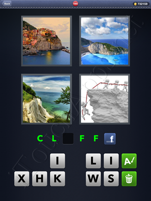 4 Pics 1 Word Level 1906 Solution