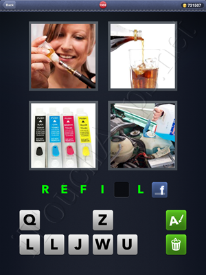 4 Pics 1 Word Level 1908 Solution