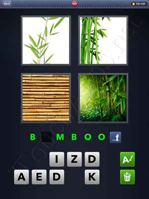 4 Pics 1 Word Level 1909 Solution