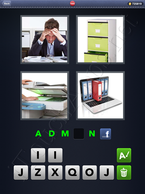 4 Pics 1 Word Level 1926 Solution
