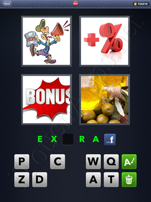 4 Pics 1 Word Level 1931 Solution