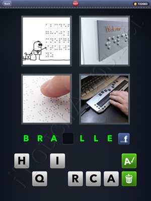 4 Pics 1 Word Level 1937 Solution