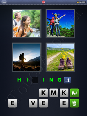 4 Pics 1 Word Level 1940 Solution
