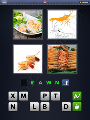 4 Pics 1 Word Level 1946 Solution