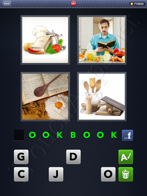 4 Pics 1 Word Level 1957 Solution