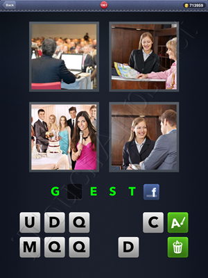 4 Pics 1 Word Level 1961 Solution