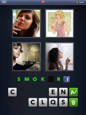 4 Pics 1 Word Level 1976 Solution