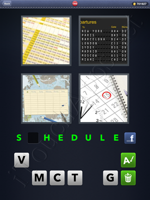 4 Pics 1 Word Level 1998 Solution