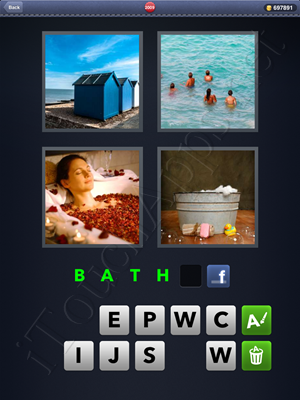 4 Pics 1 Word Level 2009 Solution