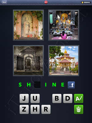 4 Pics 1 Word Level 2012 Solution