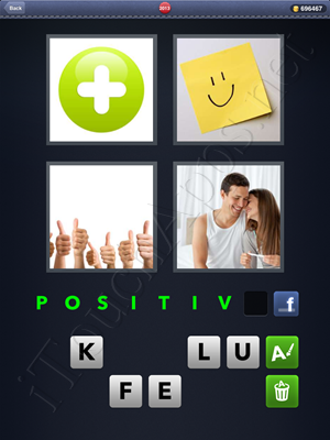 4 Pics 1 Word Level 2013 Solution