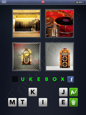 4 Pics 1 Word Level 2029 Solution