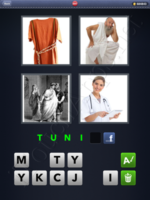 4 Pics 1 Word Level 2047 Solution