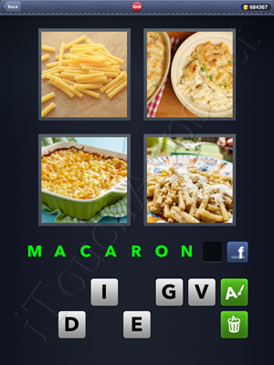 4 Pics 1 Word Level 2048 Solution