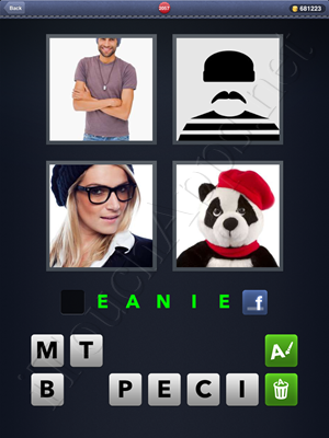 4 Pics 1 Word Level 2057 Solution