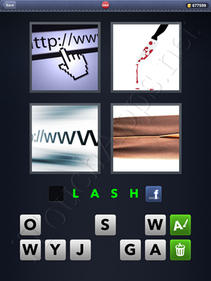 4 Pics 1 Word Level 2066 Solution