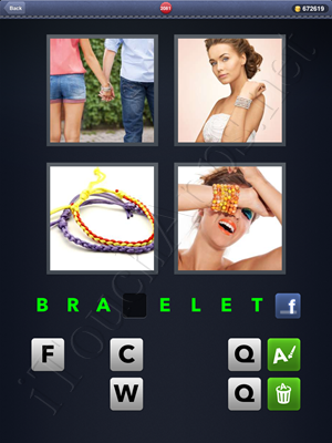 4 Pics 1 Word Level 2081 Solution