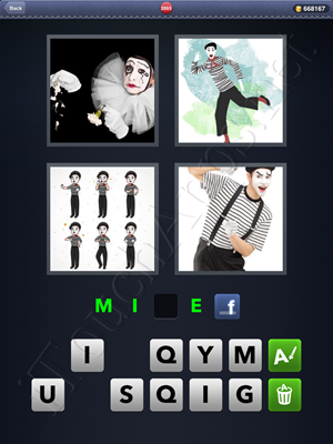 4 Pics 1 Word Level 2093 Solution