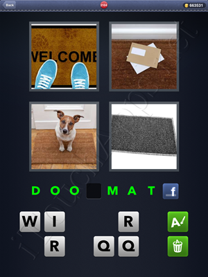 4 Pics 1 Word Level 2104 Solution
