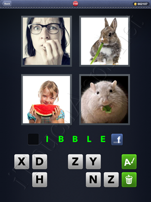 4 Pics 1 Word Level 2108 Solution