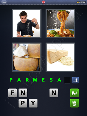 4 Pics 1 Word Level 2119 Solution