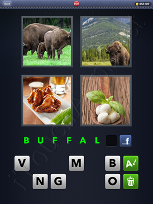 4 Pics 1 Word Level 2123 Solution
