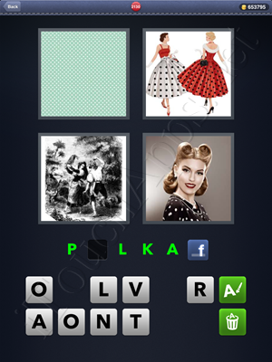 4 Pics 1 Word Level 2130 Solution