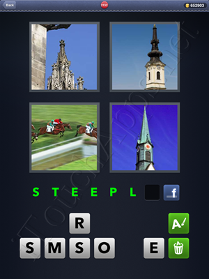 4 Pics 1 Word Level 2132 Solution