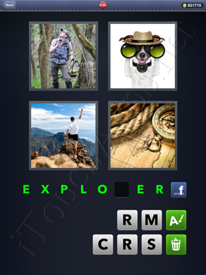 4 Pics 1 Word Level 2135 Solution