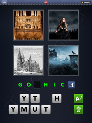 4 Pics 1 Word Level 2143 Solution