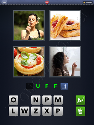 4 Pics 1 Word Level 2144 Solution
