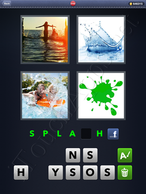 4 Pics 1 Word Level 2150 Solution