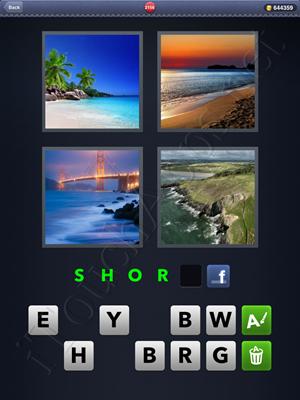 4 Pics 1 Word Level 2156 Solution