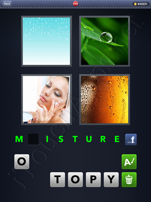 4 Pics 1 Word Level 2159 Solution