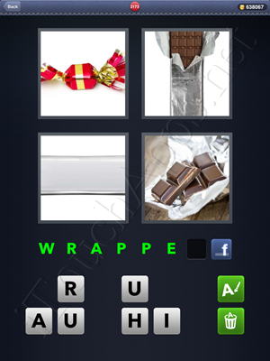4 Pics 1 Word Level 2173 Solution