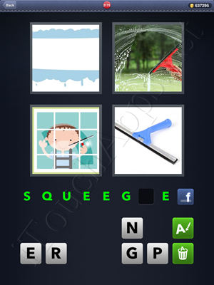 4 Pics 1 Word Level 2175 Solution