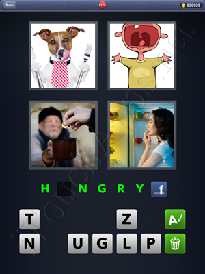 4 Pics 1 Word Level 2176 Solution