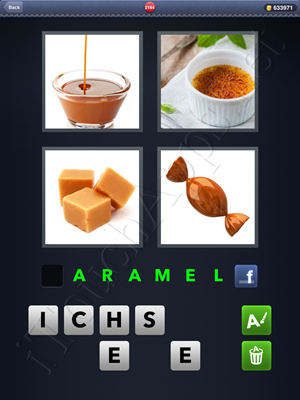 4 Pics 1 Word Level 2184 Solution