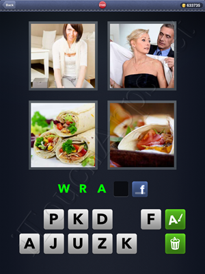 4 Pics 1 Word Level 2185 Solution